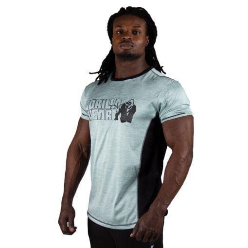 bodybuilding-t-shirt-mannen-lichtgroen-gorilla-wear-austin-3