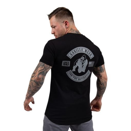 bodybuilding-t-shirt-mannen-zwart-gorilla-wear-detroit-6