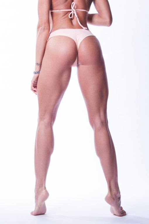 nebbia bikini broek zalm-1