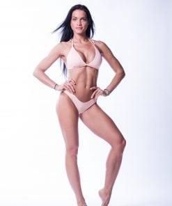 nebbia bikini broek zalm-3