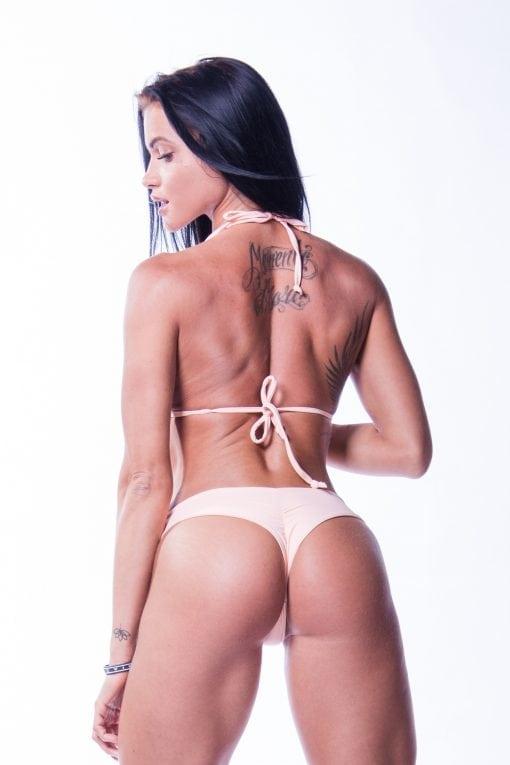 nebbia bikini top zalm-2