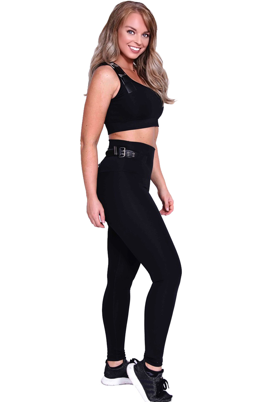 Sport Legging Dames Buckle - Mfit-1