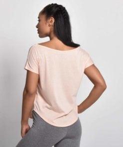 Sport Shirt Dames Flow Roze - Pursue Fitness 2
