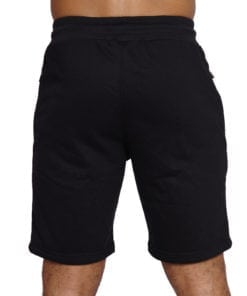 Sport Short Comfort Heren Zwart - Mfit-2