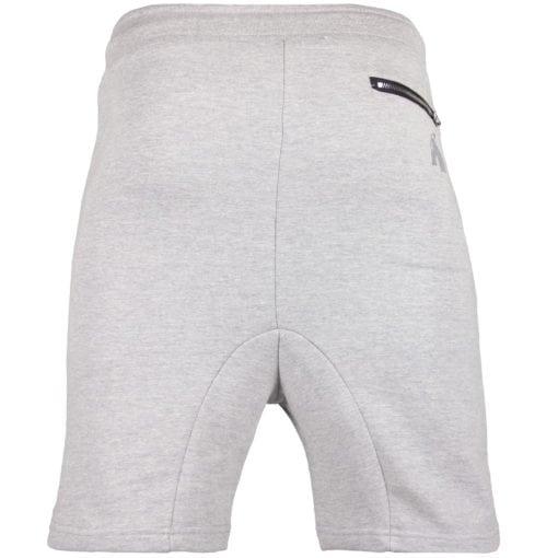Sport Shorts Heren Grijs - Gorilla Wear Alabama Drop Crotch-2