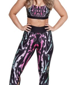 Sport Top Dames Printed - Mfit-1