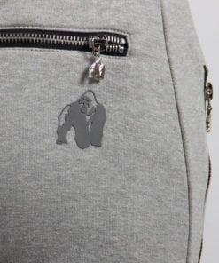 Sportbroek Heren Dames Grijs - Gorilla Wear Celina-3