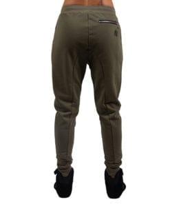 Sportbroek Heren Dames Groen - Gorilla Wear Celina-1