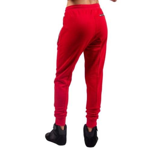 Sportbroek Heren Dames Rood - Gorilla Wear Celina-2