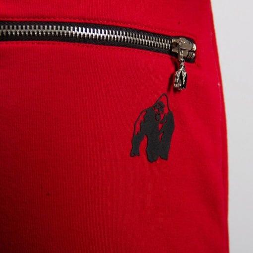 Sportbroek Heren Dames Rood - Gorilla Wear Celina-3