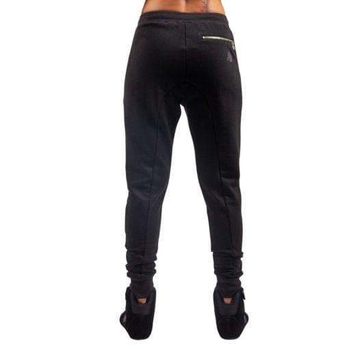 Sportbroek Heren Dames Zwart - Gorilla Wear Celina-2