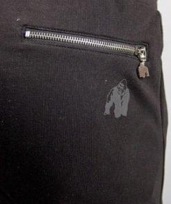 Sportbroek Heren Dames Zwart - Gorilla Wear Celina-3