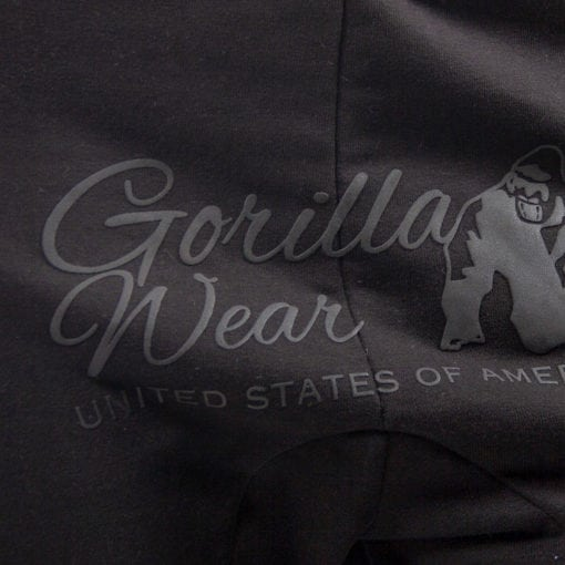 Sportbroek Heren Dames Zwart - Gorilla Wear Celina-4