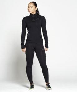 Sportlegging Dames Profit Zwart - Pursue Fitness 1