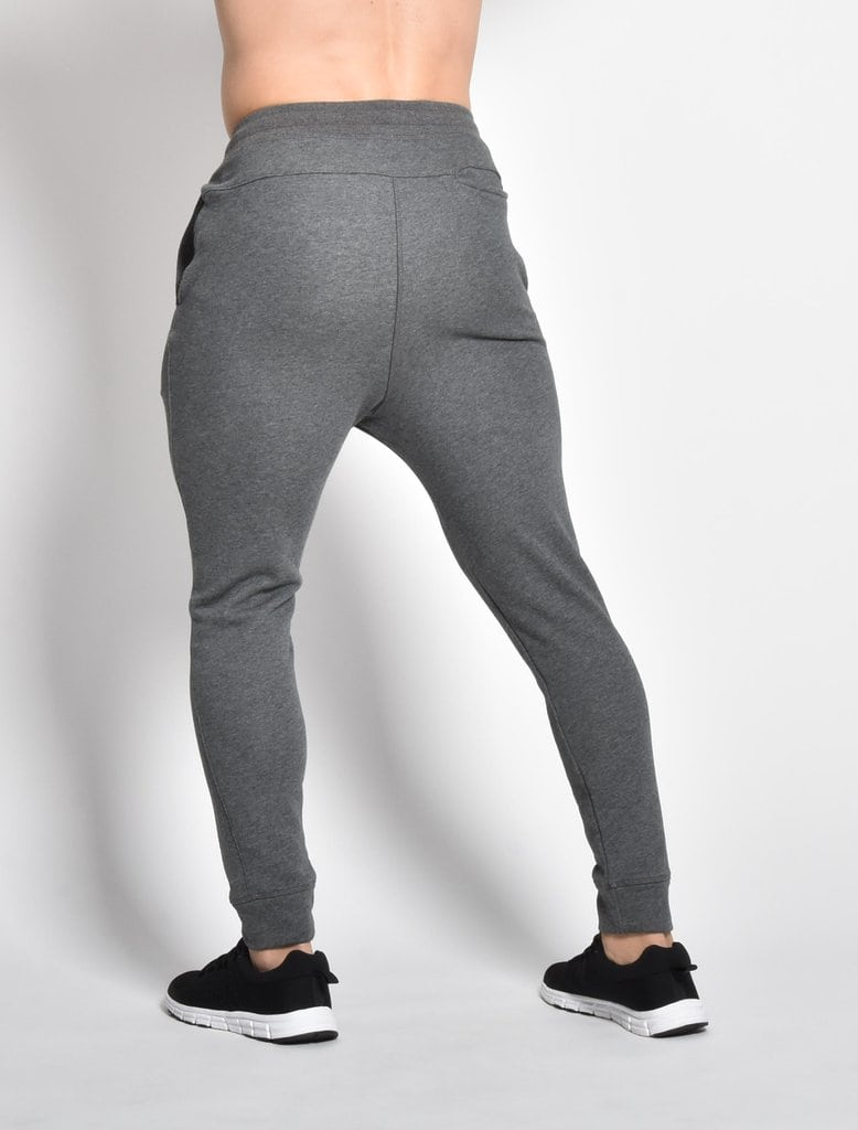 sportbroek retro Grijs - Pursue Fitness 2