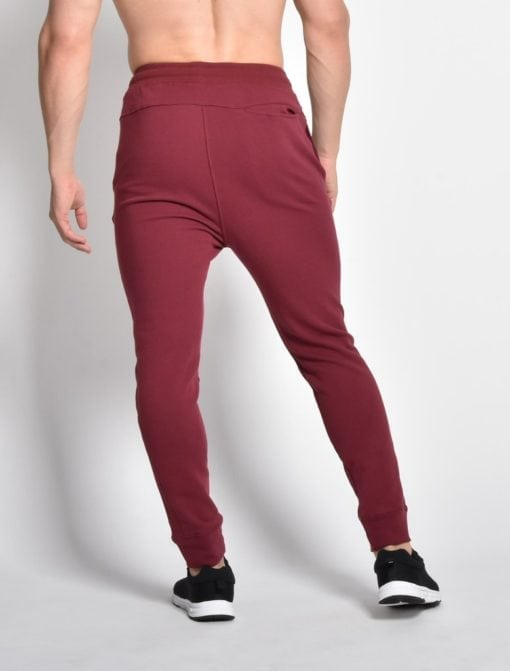 sportbroek retro Rood - Pursue Fitness 2