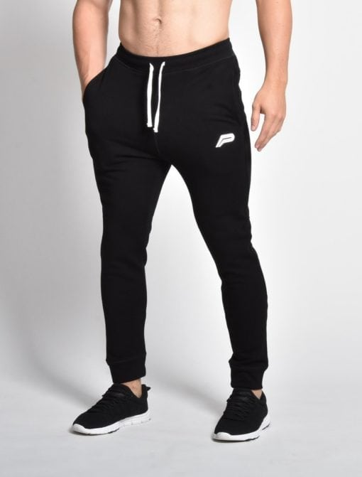 sportbroek retro Zwart - Pursue Fitness 1