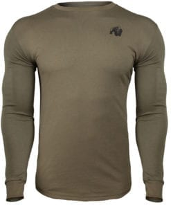 Sport Longsleeve Groen - Gorilla Wear Williams 1