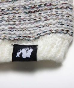 Sport Muts Wit:Grijs - Gorilla Wear Bellevue Beanie 3