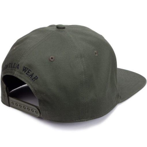 Sport Pet Groen - Gorilla Wear Dothan Cap 2