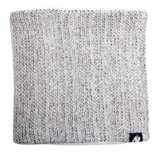 Sport Sjaal Wit:Grijs - Gorilla Wear Bellevue Neck Warmer 1