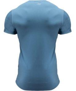 Sport T-shirt Blauw - Gorilla Wear San Lucas 2
