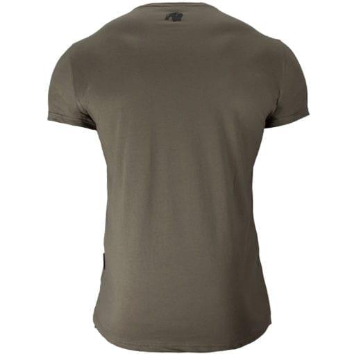 Sport T-shirt Groen - Gorilla Wear Hobbs 2