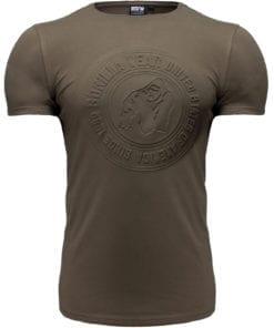 Sport T-shirt Groen - Gorilla Wear San Lucas 1