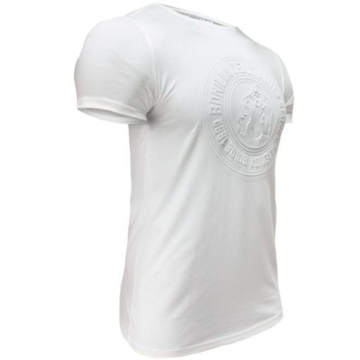 Sport T-shirt Wit - Gorilla Wear San Lucas 2
