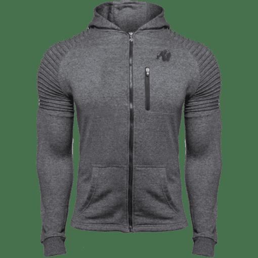 Sport Vest Grijs - Gorilla Wear Delta 1