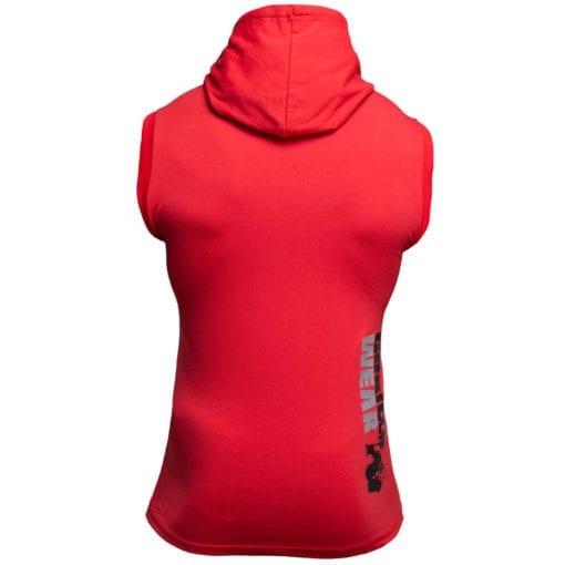Sport Vest Rood - Gorilla Wear Melbourne 2