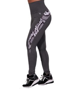 Sportlegging Vrouwen.Sportlegging Dames Snake Mfit Wildlife Bodybuildingkleding Com