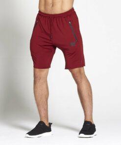 b1511d8e27afd Bodybuilding Shorts Mannen Zwart Mesh Paneled – Pursue Fitness. € 34,95.  Voeg toe aan verlanglijst loading