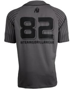 Bodybuilding T-Shirt Grijs - Gorilla Wear 82 Jersey -1