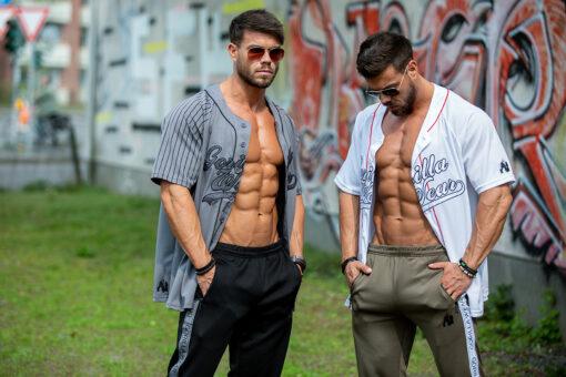 Bodybuilding T-Shirt Wit - Gorilla Wear 82 Jersey -4