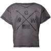 Bodybuilding Work Out Top Grijs - Gorilla Wear Sheldon -1