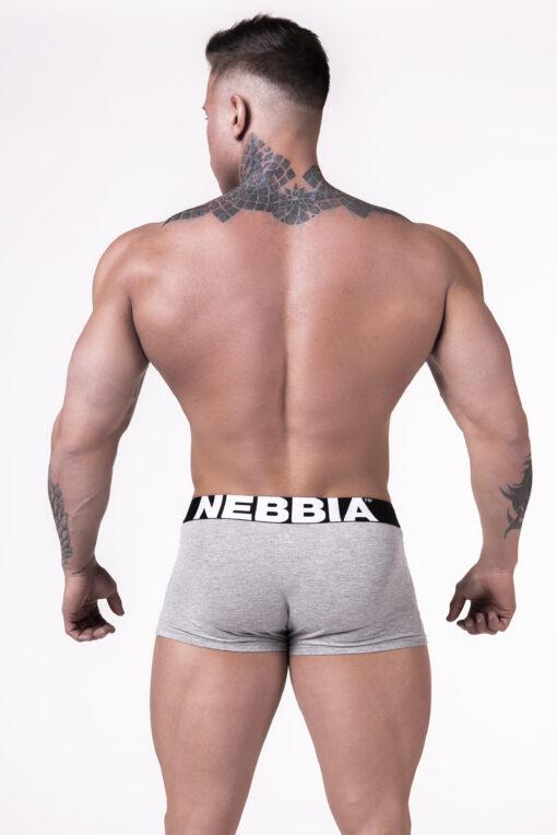 Nebbia Boxershort Mannen Grijs - Nebbia 701 -6