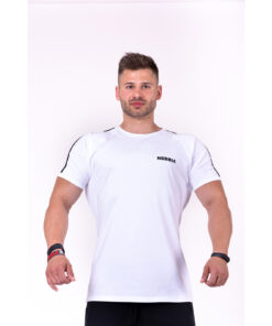 Fitness-Shirt-Heren-Wit--Nebbia-143-1
