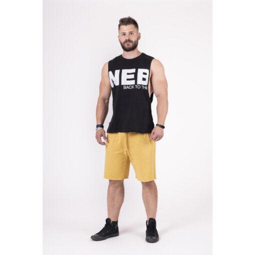 Fitness-Tanktop-Heren-Zwart---Nebbia-144-1