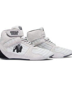 Sport Schoenen Wit Perry High Tops Pro - Gorilla Wear