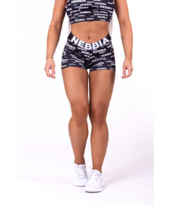 Korte Broek Legerprint Dames.Sportshort Dames Scherp Geprijsd Bodybuildingkleding Com
