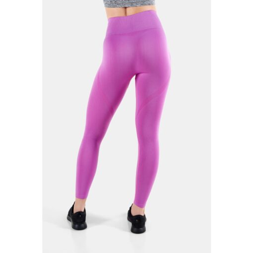 Vortex Legging Orchid - High Waist Sportlegging Vrouwen Donkerroze_5857_2000x