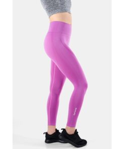 Vortex Legging Orchid - High Waist Sportlegging Vrouwen Donkerroze_5889_2000x