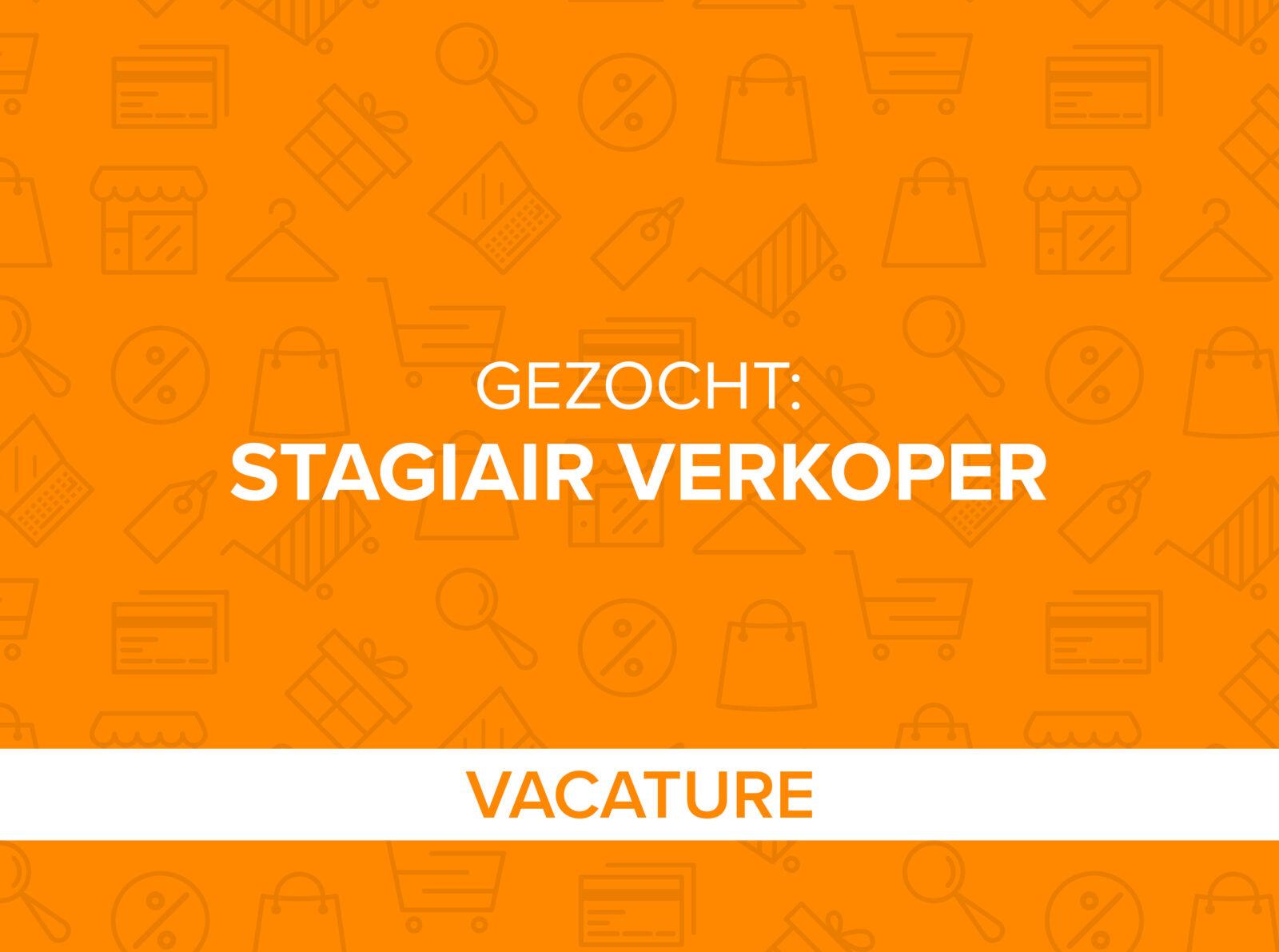 Stagiair verkoper Veenendaal gezocht