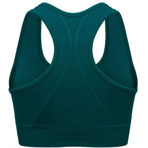 Sport BH Dames Groen Seamless - Gorilla Wear Yava 2