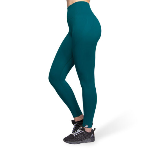 Sportlegging Dames Groen Seamless - Gorilla Wear Yava 2