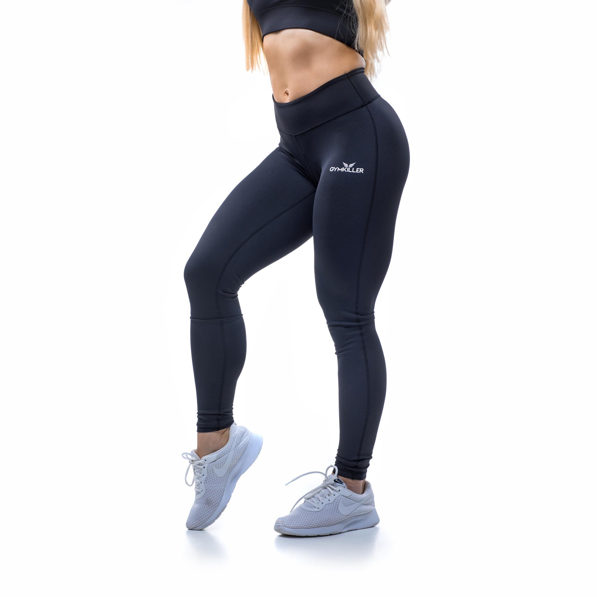 legging sport zwart
